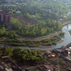Urban rivers rehabilitation  as a part sustainable development
